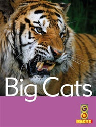 Go Facts LP: Big Cats (L23)