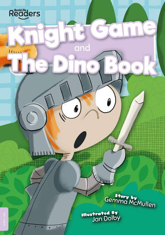 BookLife Readers - Lilac: Knight Game/The Dino Book