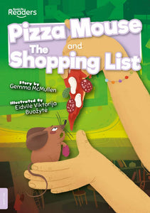 BookLife Readers - Lilac: Pizza Mouse/The Shopping List