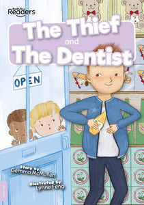 BookLife Readers - Lilac: The Thief/The Dentist