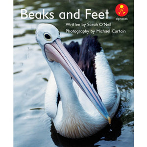 Alphakids L11: Beaks and Feet