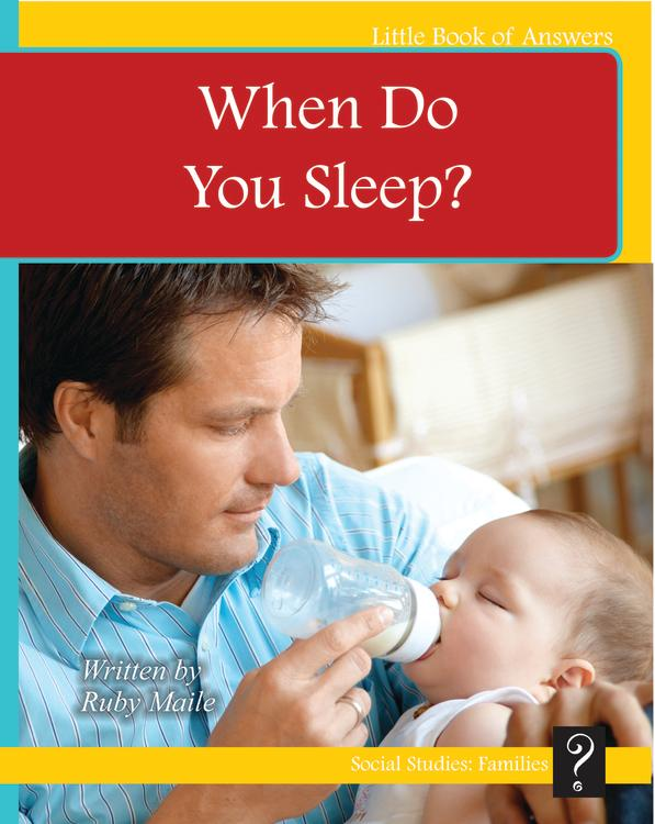 LBA Yellow Level 6-7: When Do You Sleep?