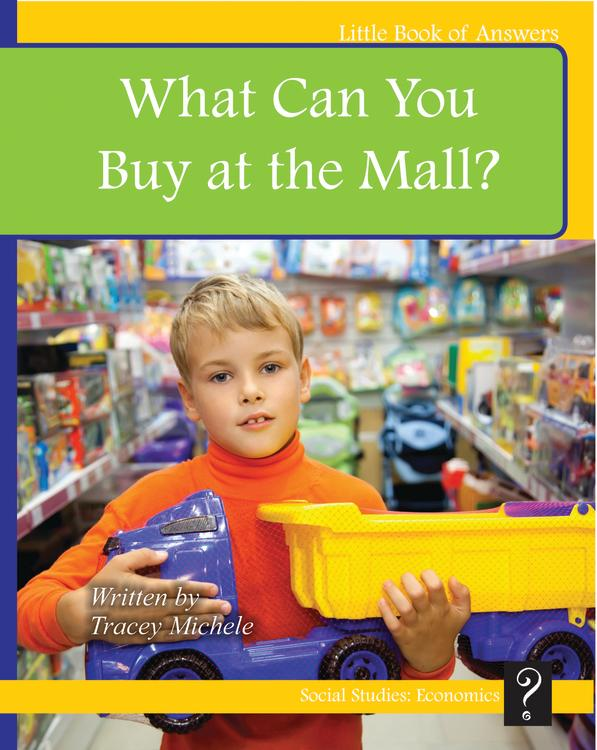 LBA Yellow Level 8:What Can You Buy at the Mall?