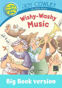 Wishy Washy Music (L2) Big Book