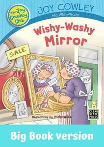 Wishy Washy Mirror (L4) Big Book