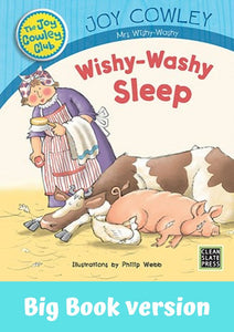Wishy Washy Sleep(L2) Big Book