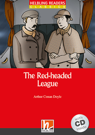 Helbling Red Series-Classic Level 2: The Red-headed League