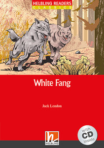 Helbling Red Series-Classic Level 3: White Fang