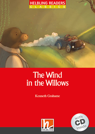 Helbling Red Series-Classic Level 1: The Wind in the Willows