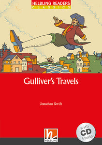 Helbling Red Series-Classic Level 3: Gulliver's Travels