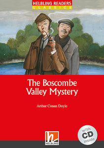 Helbling Red Series-Classic Level 2: The Boscombe Valley Mystery