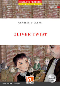 Helbling Red Series-Classic Level 3: Oliver Twist