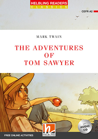 Helbling Red Series-Classic Level 3: The Adventures of Tom Sawyer