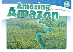 Dragonflies(L19-20): Amazing Amazon
