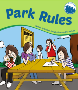 Lee Family Series 2 Book 2: Park Rules