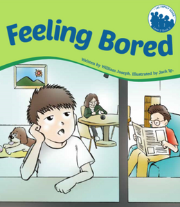 Lee Family Series 2 Book 3: Feeling Bored