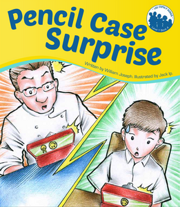 Lee Family Series 1 Book 4: Pencil Case Surprise