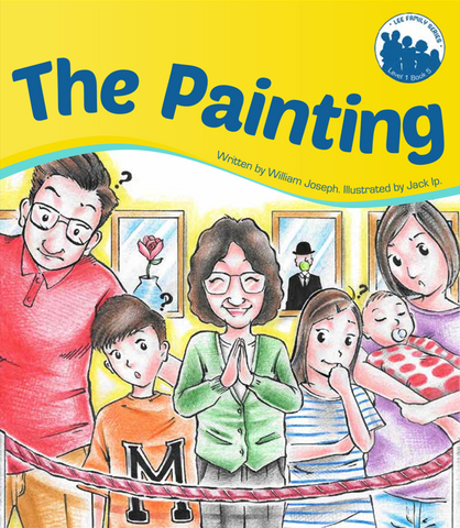Lee Family Series 1 Book 5:The Painting