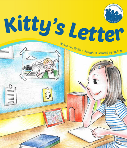 Lee Family Series 1 Book 6: Kitty's Letter