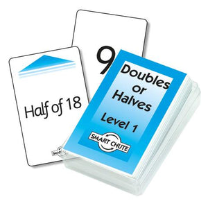 Double / Halves Cards - Level 1