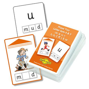 Letters & Sounds Phase 2 Sets 4-5