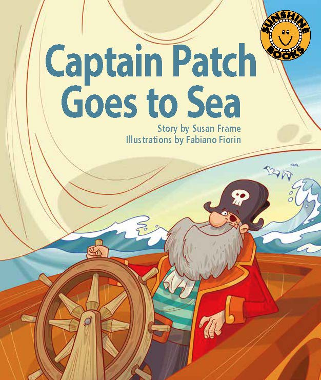 Sunshine Starters Level 15: Captain Patch Goes to Sea