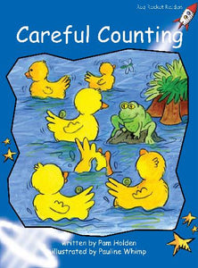 Red Rocket Readers Big Book: Careful Counting