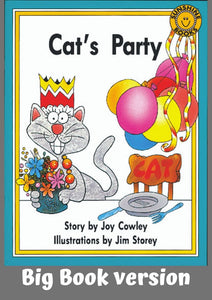 Sunshine Classics Level 9: Cat's Party - Big Book