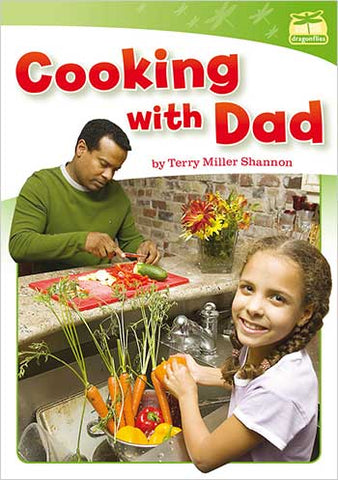 Dragonflies(L6-8): Cooking with Dad