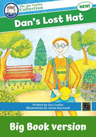 Dan's Lost Hat (L16)Big Book