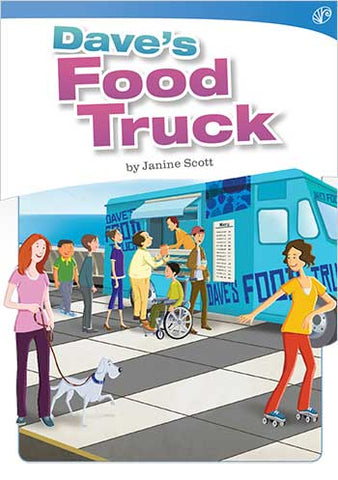 Dragonflies(L19-20): Dave's Food Truck