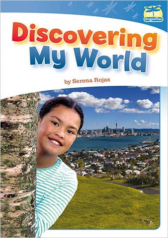 Dragonflies(L15-16): Discovering My World(Fluent)