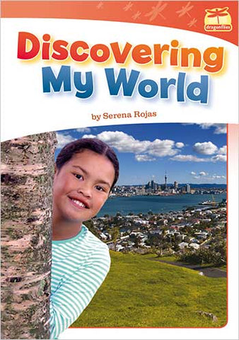 Dragonflies(L3-5): Discovering My World