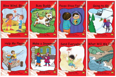 Red Rocket Readers Early Level 1: Fiction Set C