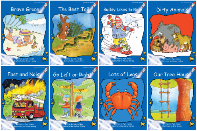 Red Rocket Readers Early Level 3: Fiction Set A