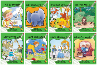 Red Rocket Readers Early Level 4: Fiction Set A