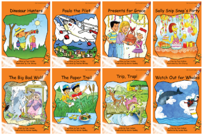 Red Rocket Readers Fluency Level 1: Fiction Set A