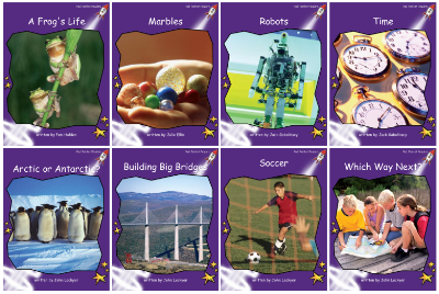 Red Rocket Readers Fluency Level 3: Non-Fiction Set A