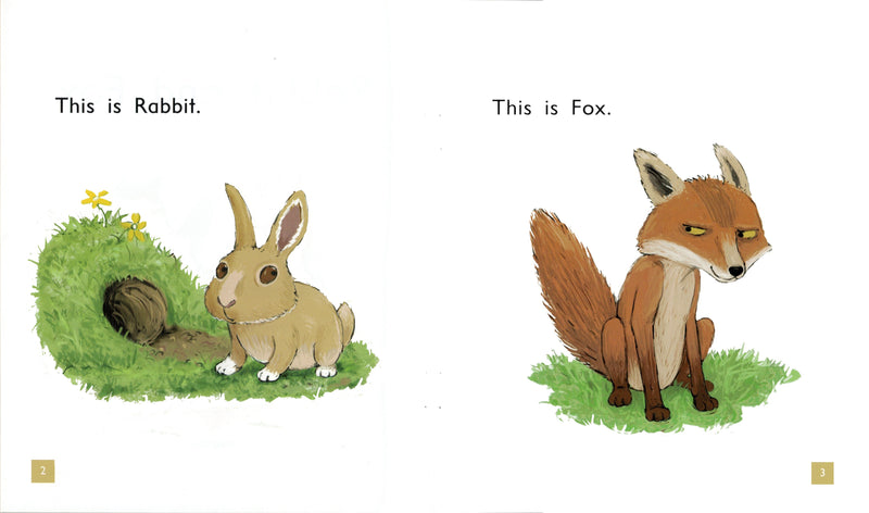 FS Level 3: Rabbit and Fox