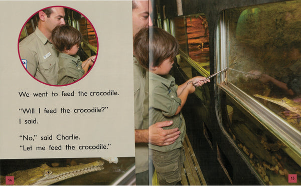 FS Level 8: Charlie and the Crocodiles