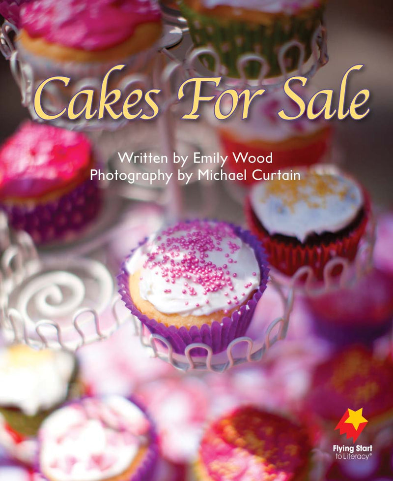 FS Level 02: Cakes for Sale