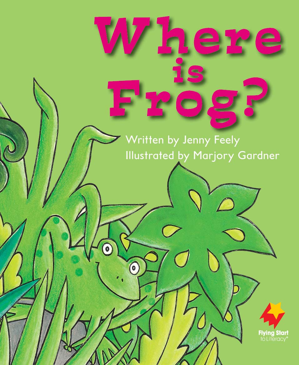 FS Level 4: Where is Frog?