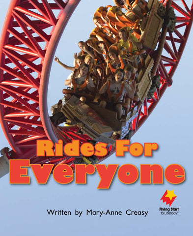 FS Level 10: Rides For Everyone