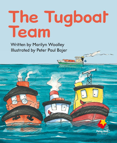 FS Level 10: The Tugboat Team