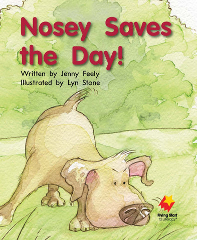 FS Level 7: Nosey Saves the Day!