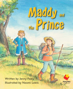 FS Level 11: Maddy and the Prince