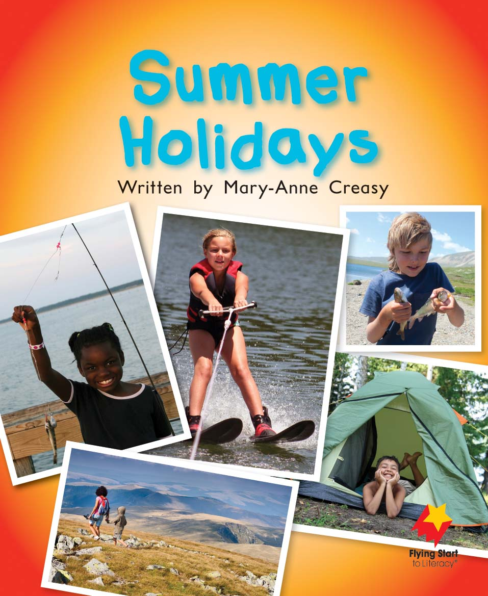 FS Level 12: Summer Holidays