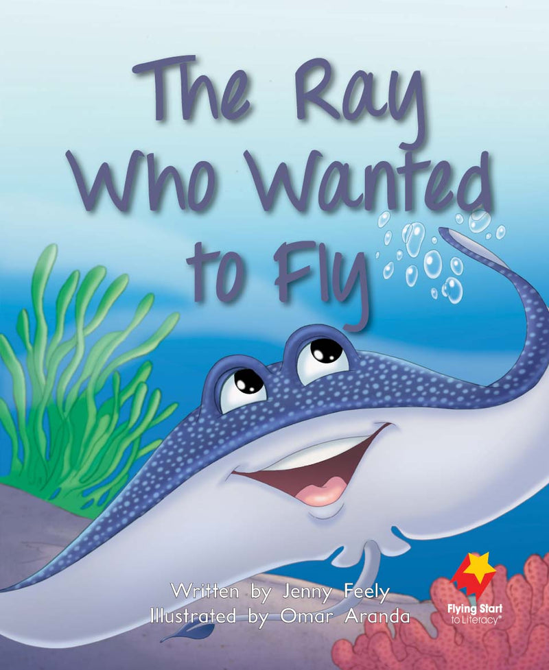 FS Level 12: The Ray Who Wanted to Fly