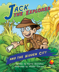 FS Level 13: Jack The Explorer and the Hidden City