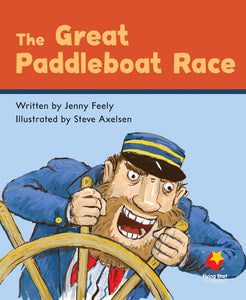 FS Level 13: The Great Paddleboat Race